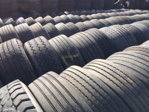 quality used truck tyres for africa