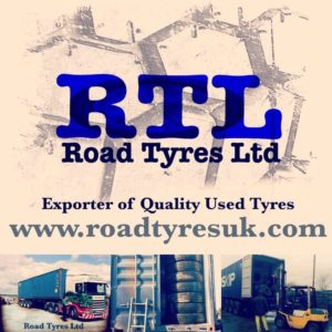 used tyres for export