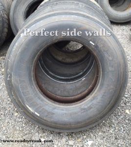 clean used tyres for export